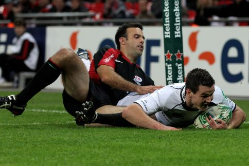 Powerful Leinster too much for Saracens