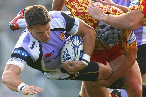 Chiefs seal first European win in Bourgoin