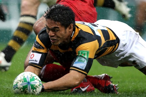 Wasps fall just short in Toulouse