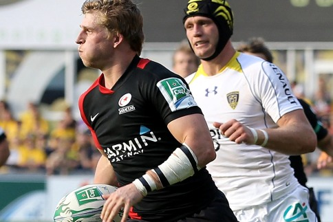Saracens come close but get no cigar from Clermont