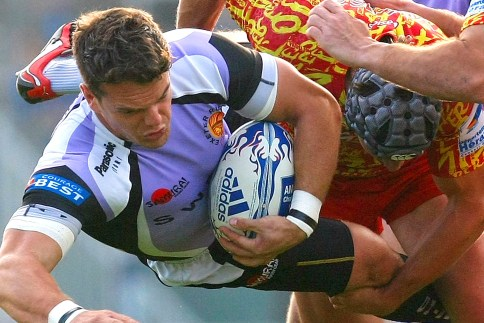 Chiefs disappointment at Montpellier loss