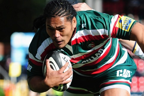 Tuilagi snatches late win for Tigers in Treviso