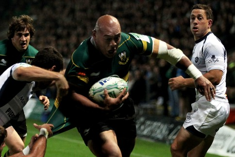 Saints secure their first Heineken Cup win