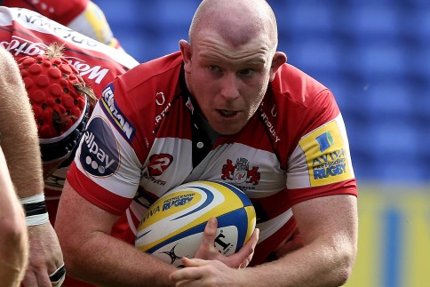 Gloucester denied by late Agen try