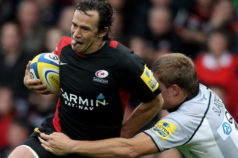 Saracens success continues against Leicester