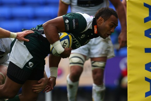 London Irish continue to lead the league table with win