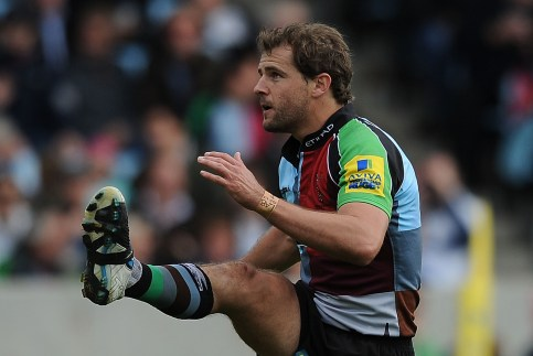 Quins quash Exeter with 40 point victory