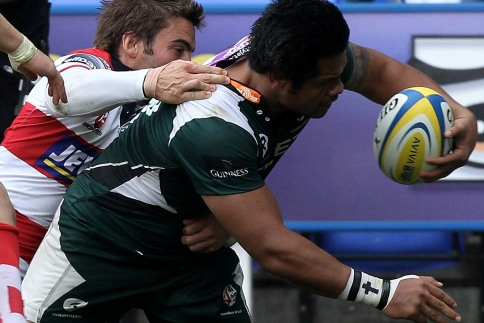 Exiles pack powers past Gloucester