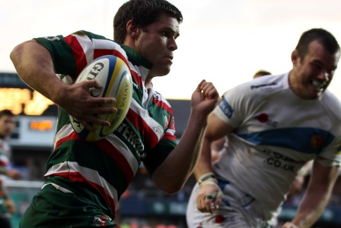 Chiefs push Tigers all the way at Welford Road