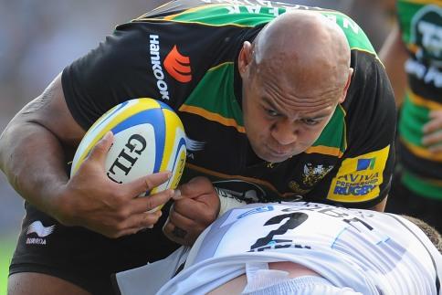 Two-try Tonga'uiha sets up Saints success