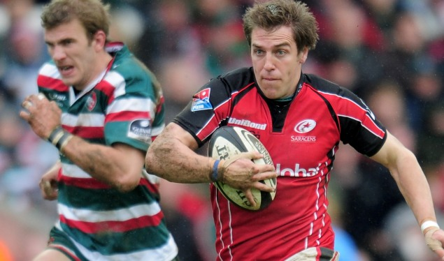Saracens take another East Midlands record
