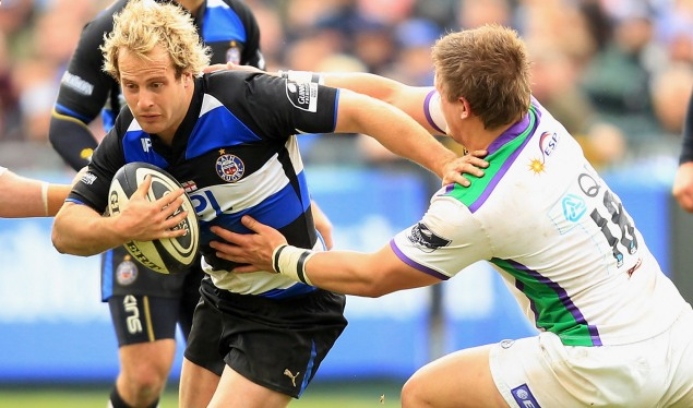 Bath book semi-final spot with bonus-point win