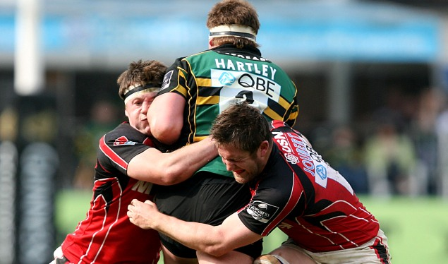 Saracens end Saints' home streak
