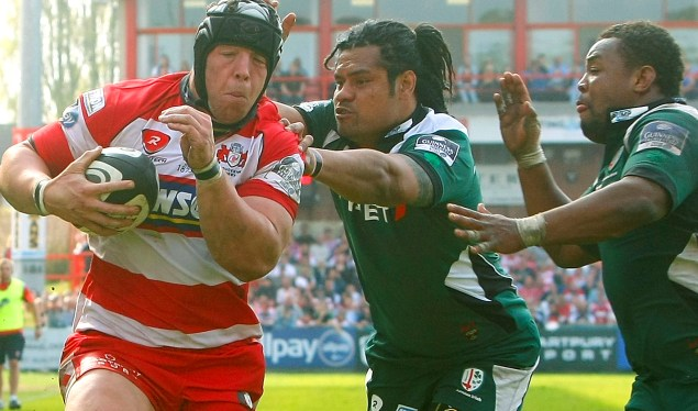 Irish play-off hopes in the balance after Kingsholm loss