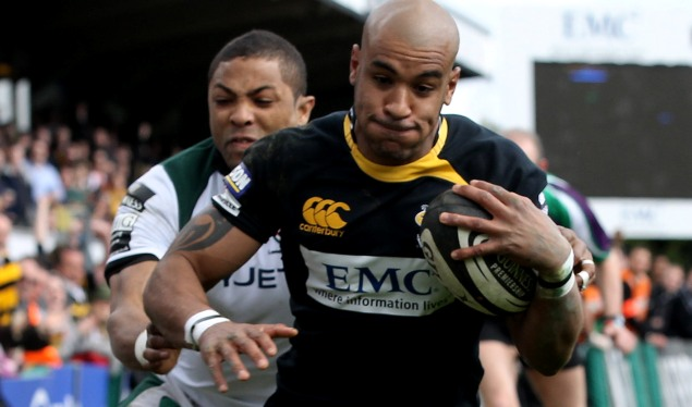 Wasps back into fourth after stinging Exiles