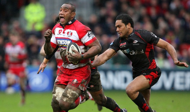 Gloucester snatch victory from Saracens