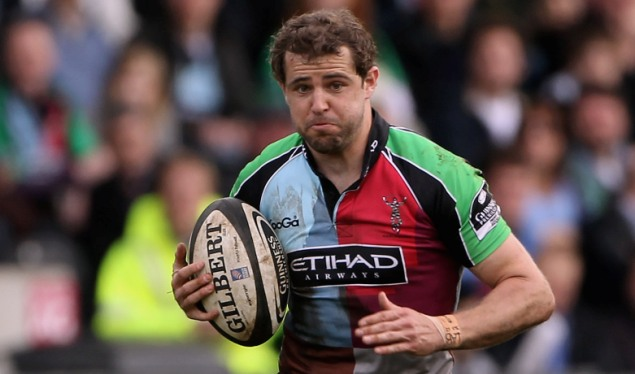 Quins quash relegation fears with their Falcons win