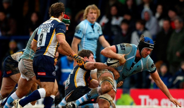 Leicester have the edge but Leeds take bonus point