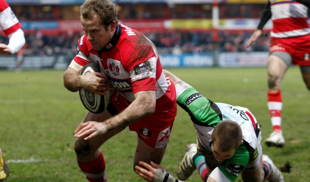 Six-try Gloucester turn on the style
