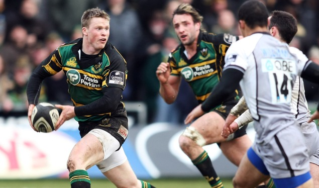 Ashton double sees Saints to another win