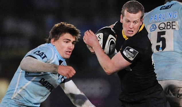 Wasps hold off Tigers fightback at Adams Park