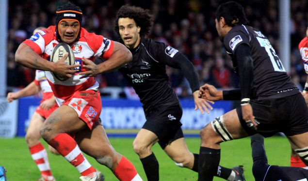 Robinson guides Gloucester to comfortable win