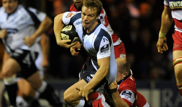 Gloucester tries outdone by Hodgson boot