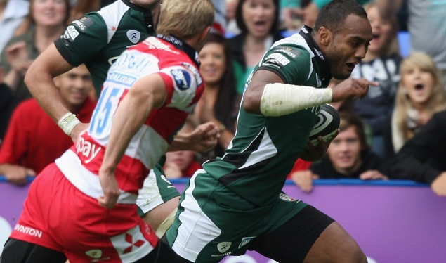 Exiles bring Gloucester back to earth