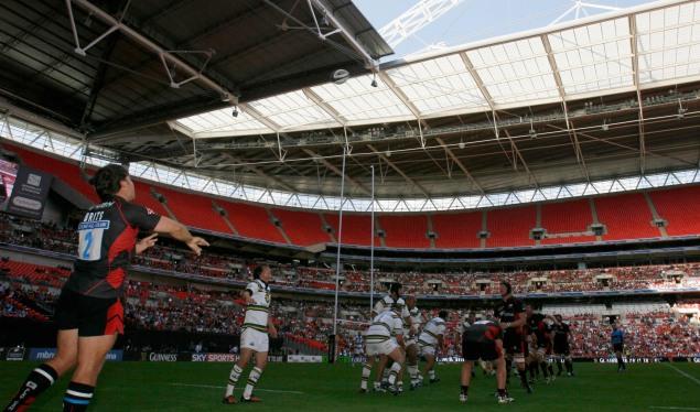 Saracens and Saints serve up Wembley drama