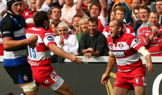 Gloucester bag bragging rights over Bath