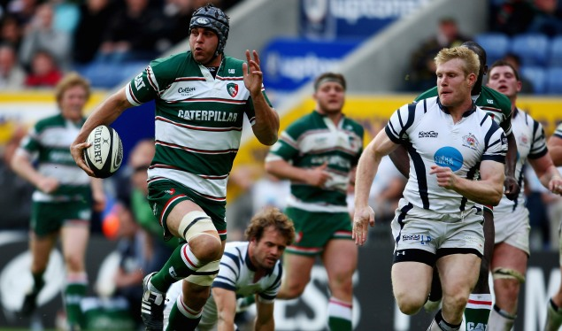 Tigers top of the pops in the Guinness Premiership charts
