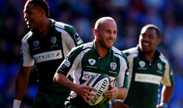 Irish triumph over battered Bristol