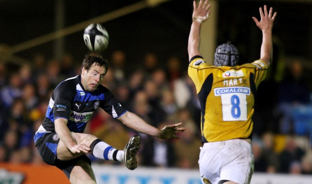 Wasps title defence sunk at Bath