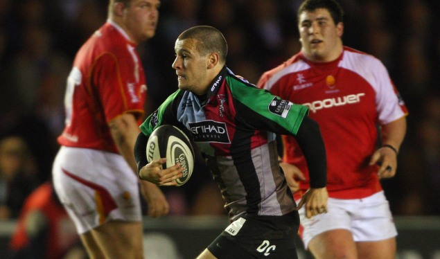 Quins turn on the style to go top