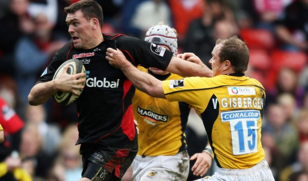 Saracens hand Wasps another setback