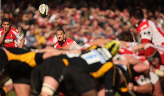 Gloucester steal win from Wasps