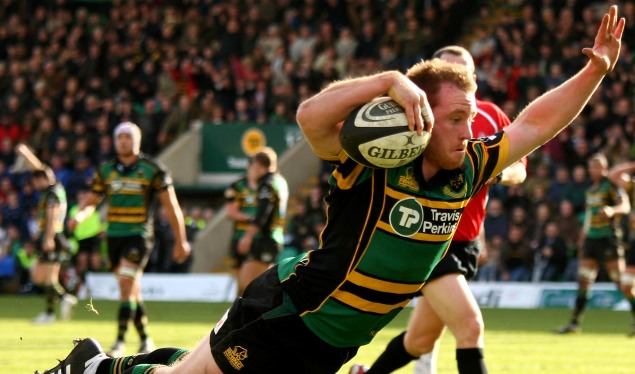Saints take the wind out of Sale