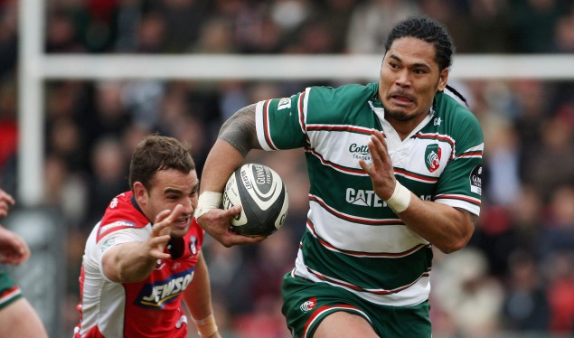 Leicester give Gloucester a lashing