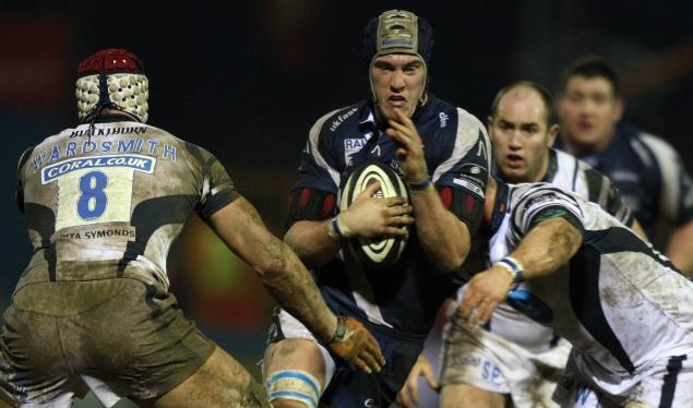 Sharks find bite to sink battling Bristol