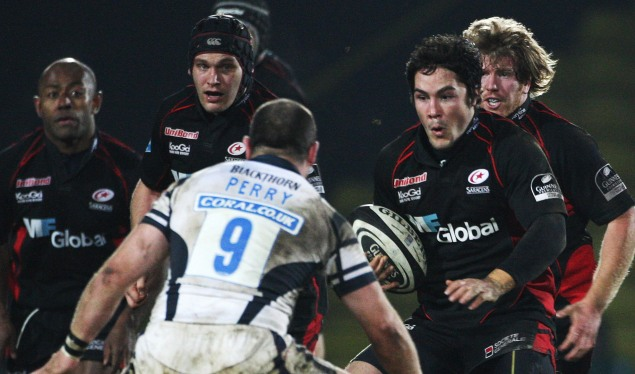Jackson at heart of Saracens surge
