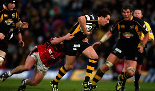Walder whisks up Wasps a three try barrage