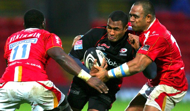 Saracens back on track with win over Warriors