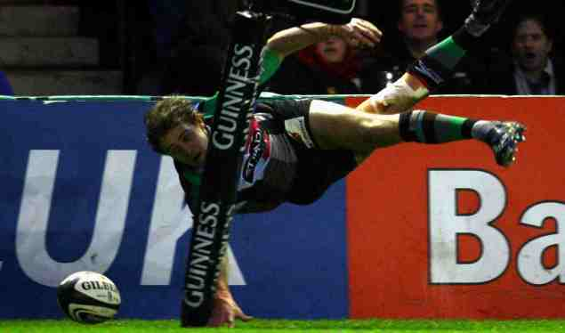 Quins take sting out of Wasps