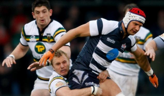 Bristol battle to maiden win
