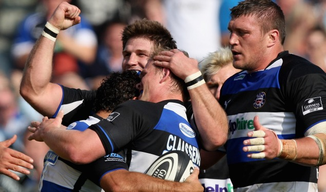 Bath topple the Warriors