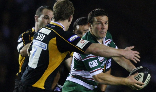 Wasps tame Tigers once again at Welford Road