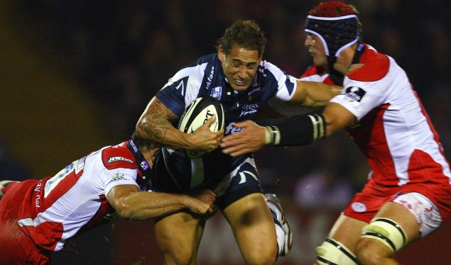 Sale hit their stride against Gloucester