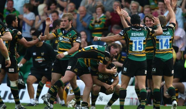 Saints ecstatic as Wasps slump again