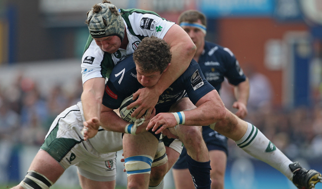 Sharks come up short in play-off race