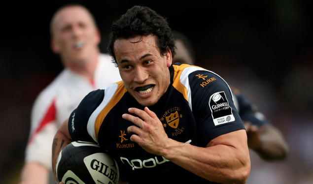 Worcester crush Newcastle at Sixways